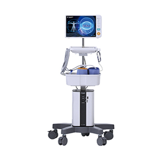 血圧脈波検査装置(CAVI)