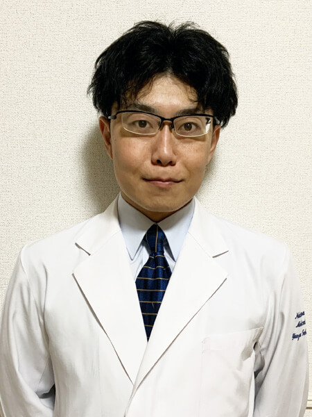 高橋佑弥先生 特任助教